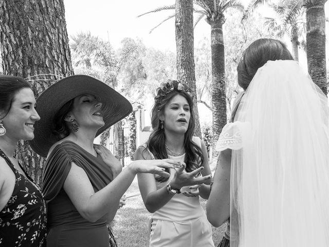 La boda de Antonio y María en Espartinas, Sevilla 29