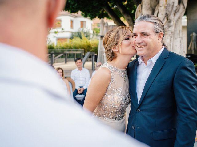 La boda de Victor y Verónica en Santa Cruz De Tenerife, Santa Cruz de Tenerife 42