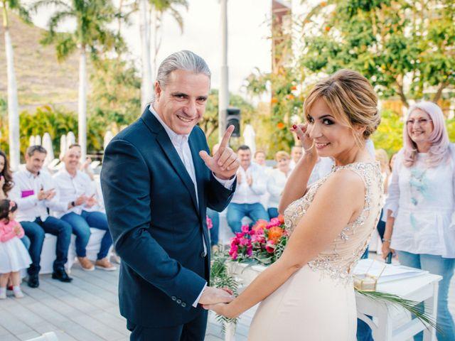 La boda de Victor y Verónica en Santa Cruz De Tenerife, Santa Cruz de Tenerife 50
