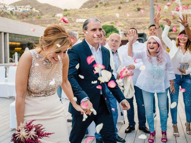 La boda de Victor y Verónica en Santa Cruz De Tenerife, Santa Cruz de Tenerife 58