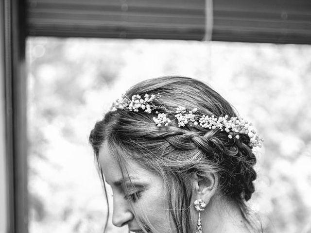 La boda de Dani y Marta en Rascafria, Madrid 3