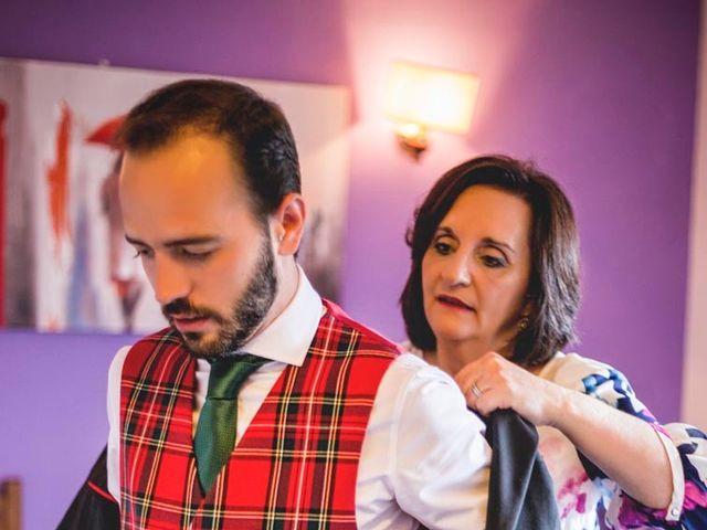 La boda de Dani y Marta en Rascafria, Madrid 8