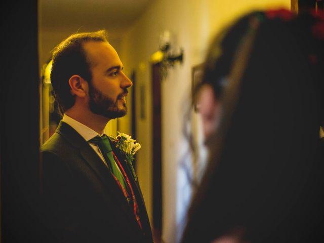 La boda de Dani y Marta en Rascafria, Madrid 9