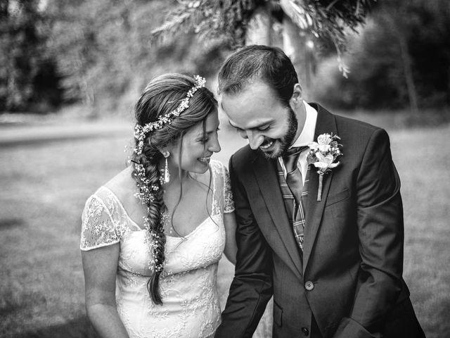 La boda de Dani y Marta en Rascafria, Madrid 15