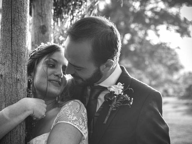 La boda de Dani y Marta en Rascafria, Madrid 17