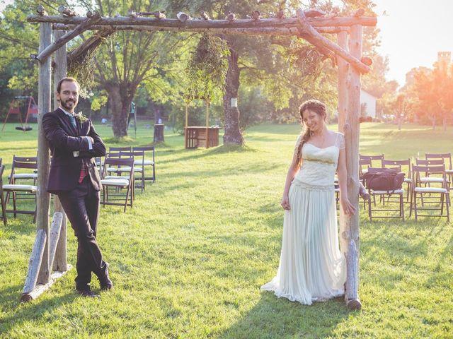 La boda de Dani y Marta en Rascafria, Madrid 19