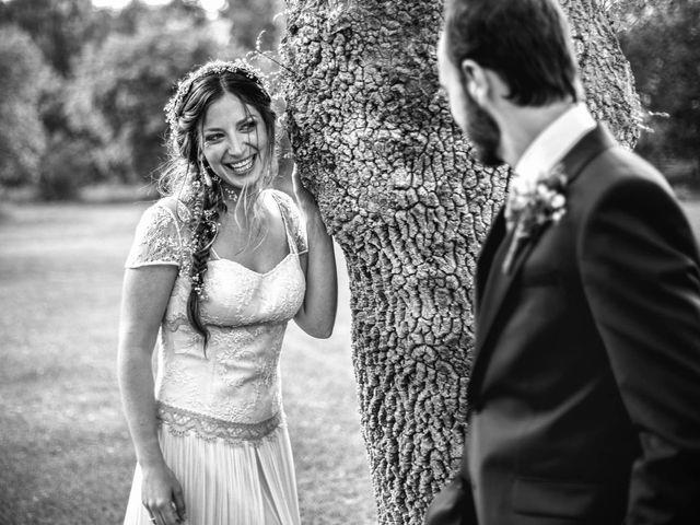 La boda de Dani y Marta en Rascafria, Madrid 21