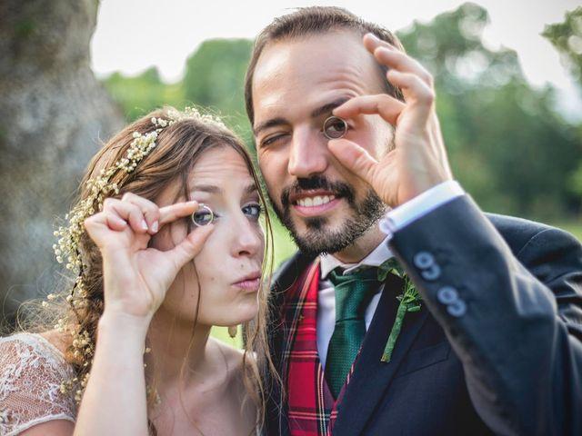 La boda de Dani y Marta en Rascafria, Madrid 22