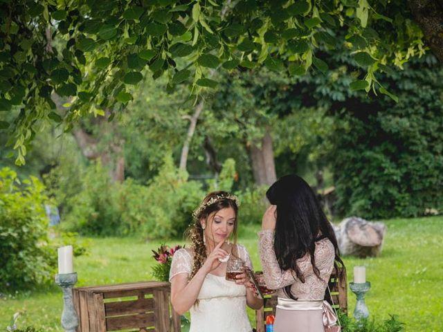 La boda de Dani y Marta en Rascafria, Madrid 23
