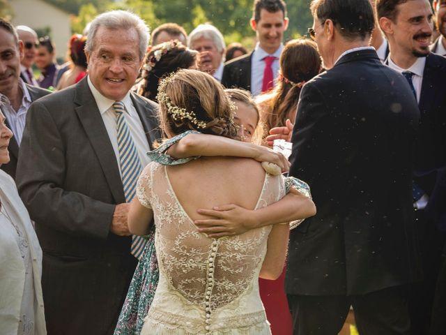 La boda de Dani y Marta en Rascafria, Madrid 24