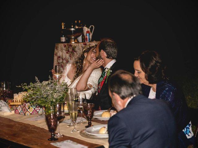 La boda de Dani y Marta en Rascafria, Madrid 27
