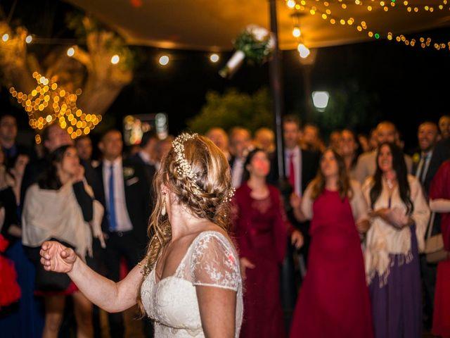 La boda de Dani y Marta en Rascafria, Madrid 29