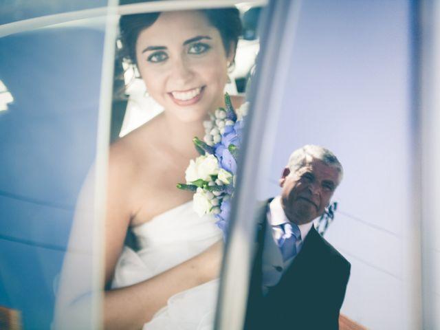 La boda de Jose y Isa en Cartagena, Murcia 6