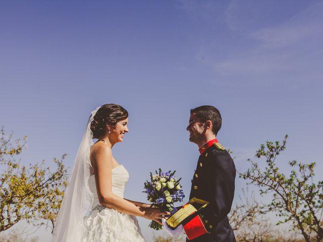 La boda de Jose y Isa en Cartagena, Murcia 8