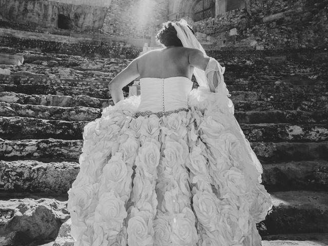 La boda de Jose y Isa en Cartagena, Murcia 1