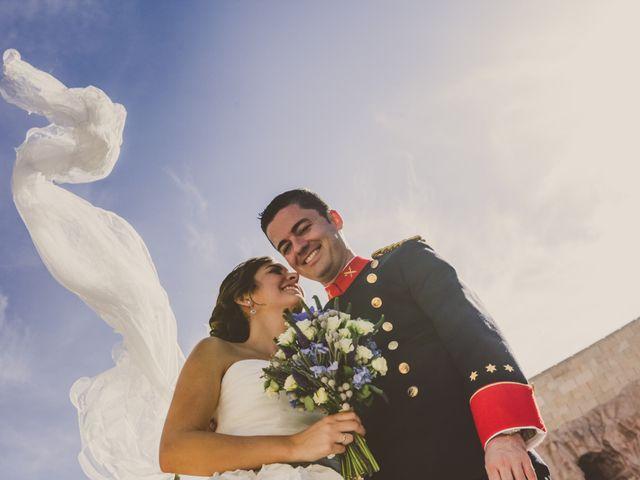 La boda de Jose y Isa en Cartagena, Murcia 9