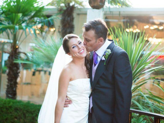 La boda de Leire y Kike