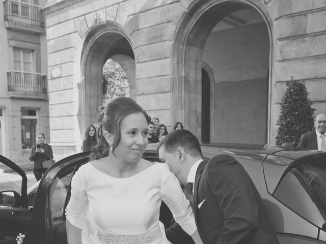 La boda de Álvaro y Beatriz en Gijón, Asturias 4
