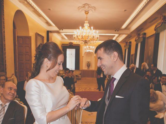 La boda de Álvaro y Beatriz en Gijón, Asturias 9