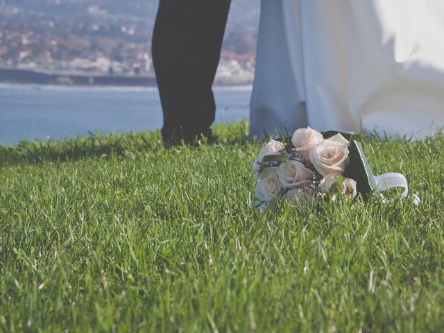 La boda de Álvaro y Beatriz en Gijón, Asturias 18