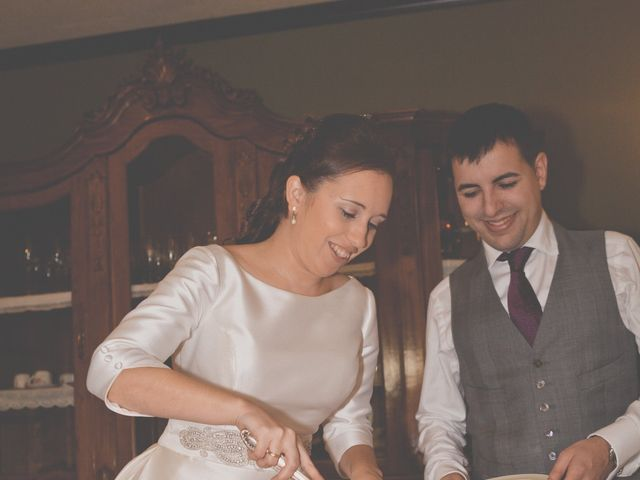 La boda de Álvaro y Beatriz en Gijón, Asturias 42