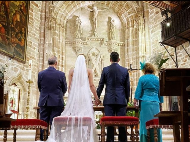 La boda de Enrique y Ana en Villanueva De Los Infantes, Ciudad Real 2
