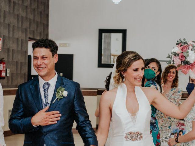 La boda de Enrique y Ana en Villanueva De Los Infantes, Ciudad Real 1