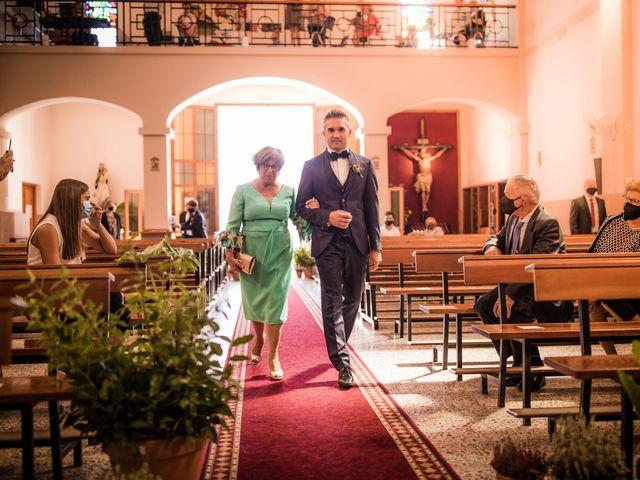 La boda de Francesc y Clara en Xerta, Tarragona 93