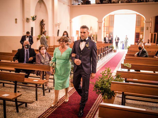 La boda de Francesc y Clara en Xerta, Tarragona 94