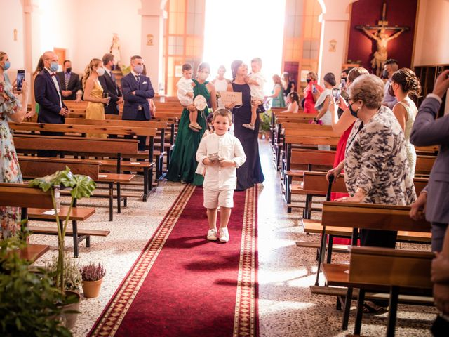 La boda de Francesc y Clara en Xerta, Tarragona 97