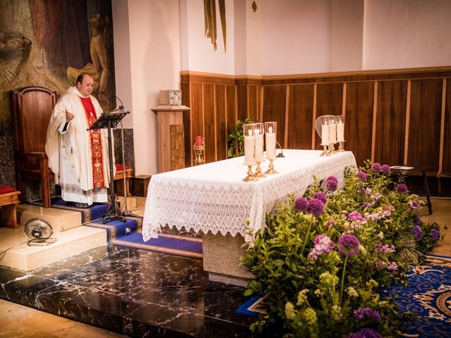 La boda de Francesc y Clara en Xerta, Tarragona 100