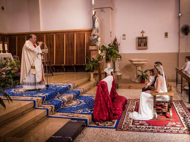 La boda de Francesc y Clara en Xerta, Tarragona 102