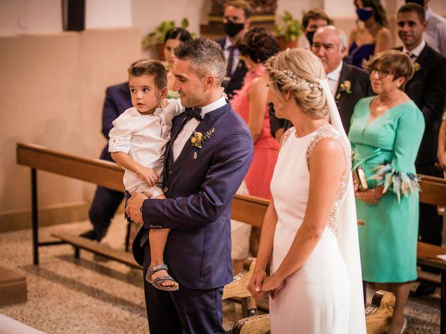 La boda de Francesc y Clara en Xerta, Tarragona 104
