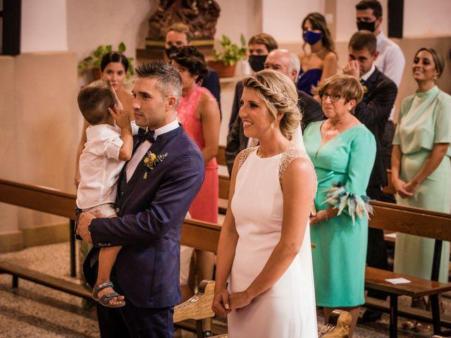 La boda de Francesc y Clara en Xerta, Tarragona 105