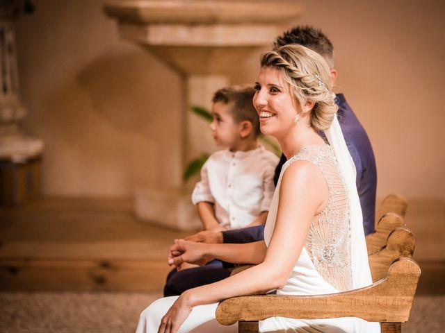 La boda de Francesc y Clara en Xerta, Tarragona 109