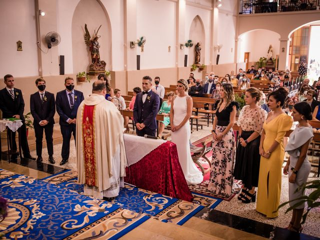 La boda de Francesc y Clara en Xerta, Tarragona 110