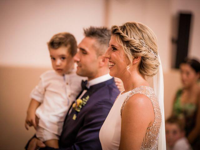 La boda de Francesc y Clara en Xerta, Tarragona 111