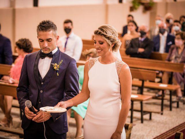 La boda de Francesc y Clara en Xerta, Tarragona 121