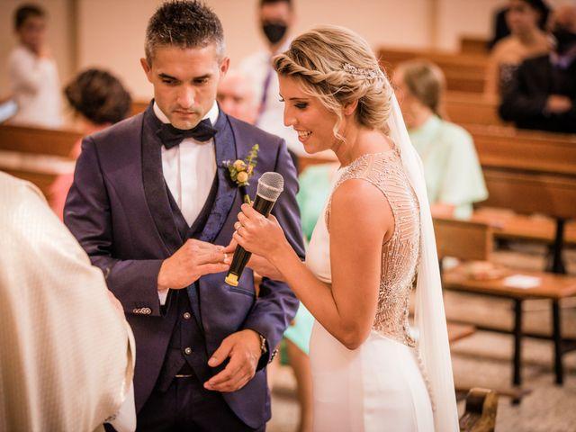 La boda de Francesc y Clara en Xerta, Tarragona 124