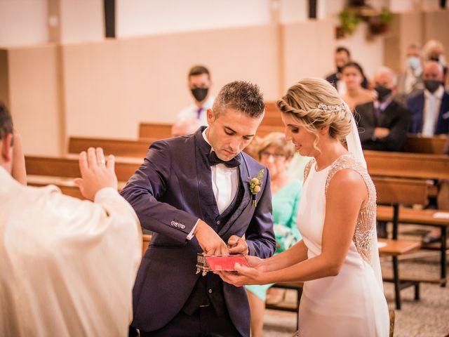 La boda de Francesc y Clara en Xerta, Tarragona 127