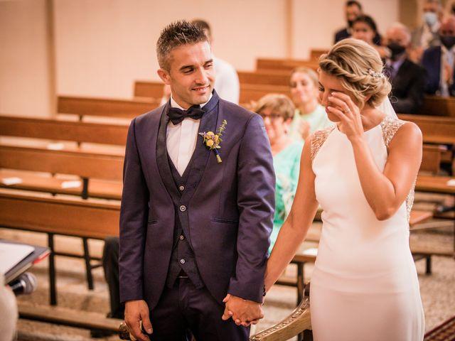 La boda de Francesc y Clara en Xerta, Tarragona 128