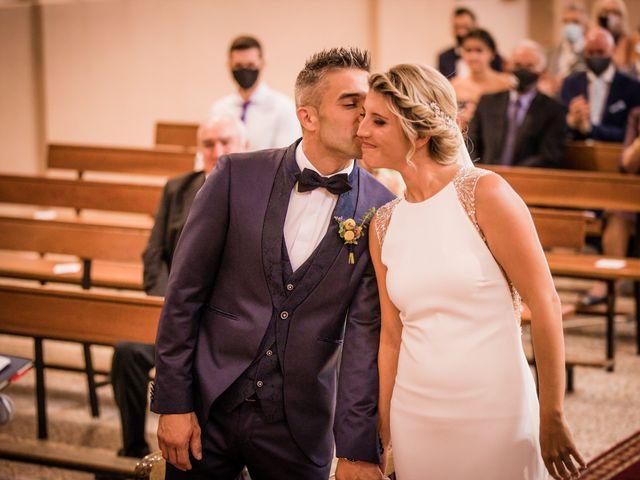 La boda de Francesc y Clara en Xerta, Tarragona 129