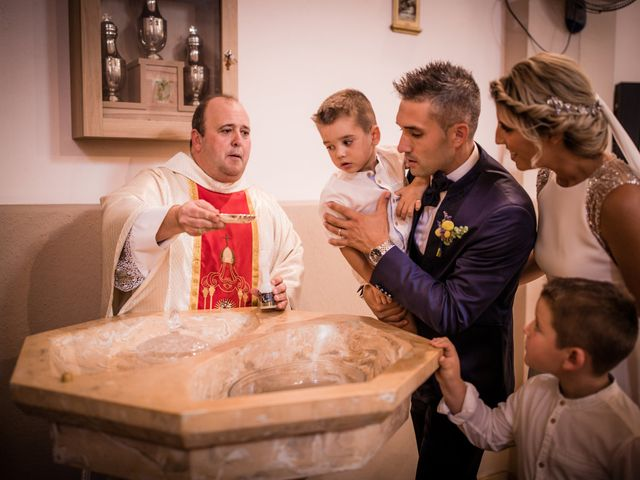 La boda de Francesc y Clara en Xerta, Tarragona 134
