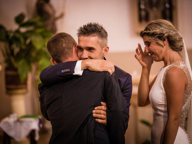 La boda de Francesc y Clara en Xerta, Tarragona 144