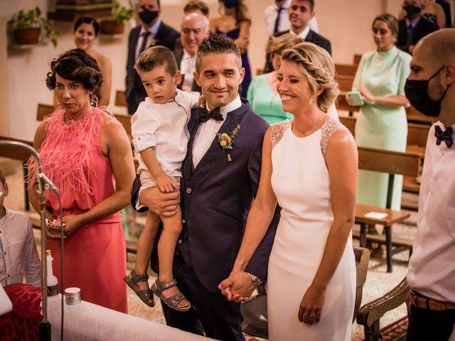 La boda de Francesc y Clara en Xerta, Tarragona 145