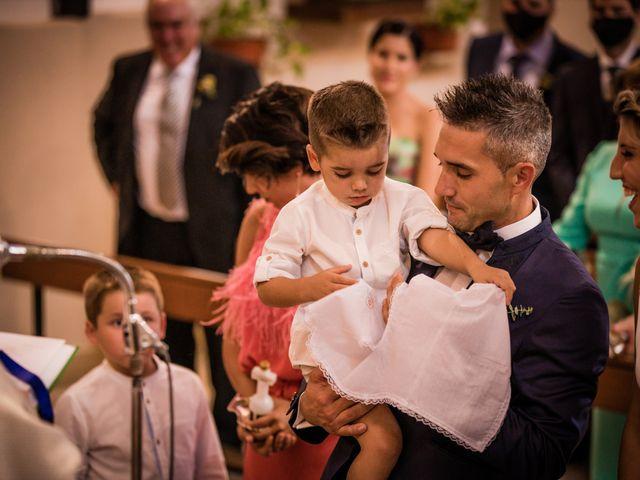 La boda de Francesc y Clara en Xerta, Tarragona 149