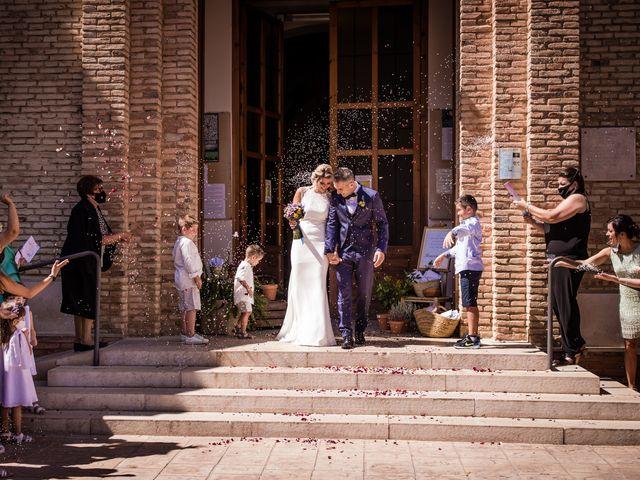 La boda de Francesc y Clara en Xerta, Tarragona 153