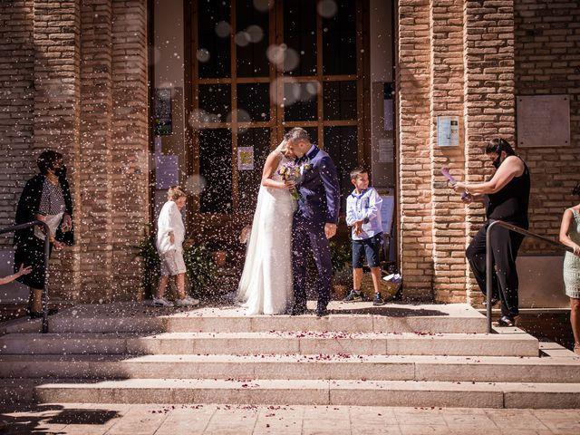La boda de Francesc y Clara en Xerta, Tarragona 154