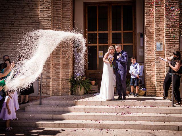 La boda de Francesc y Clara en Xerta, Tarragona 155