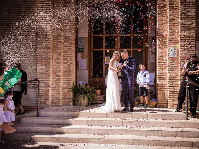 La boda de Francesc y Clara en Xerta, Tarragona 156